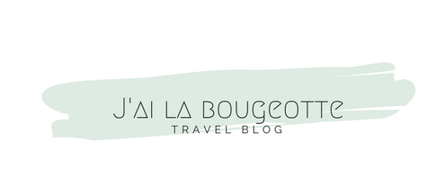Blog Voyage – J'ai la Bougeotte